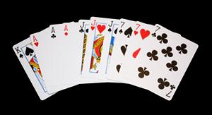 Poker dealer tricks